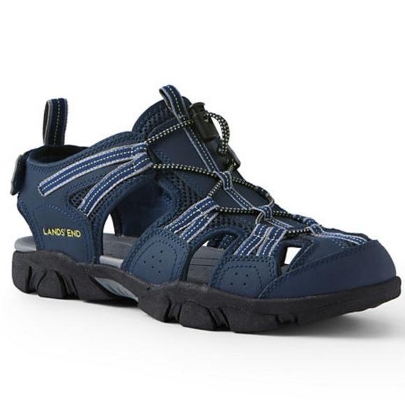 f8b715943678 Mens LandsEnd Water Sandals